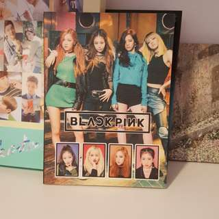 Blackpink notebook kpop