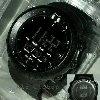Jam tangan pria Suunto Core Black