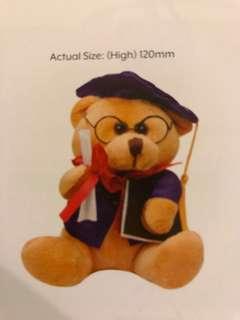 12cm Graduation Bear (pre-order)