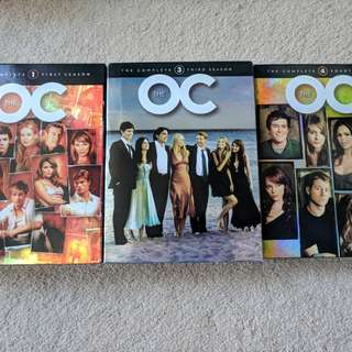 The OC- various seasons