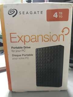 Seagate Portable Drive 4TB