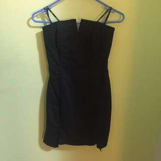 Bardōt Strapless Dress
