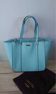Kate Spade tote bag saffiano leather