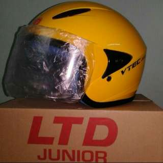 🆕 LTD VTEC JUNIOR KIDS HELMET