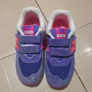 Auth New Balance for kids