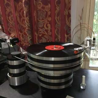 Turntables for sale - giving them all up