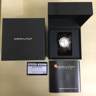 Hamilton GMT H32605551