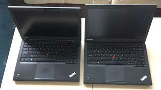 Lenovo X240 i7-4600U / 4GB Ram / 500GB HDD Look fresh