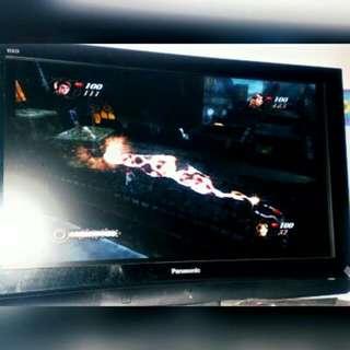 panasonic Lcd tv 37 inci