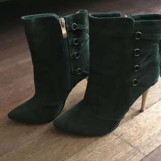 Parisian Vienna Boots