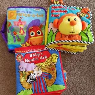 Cloth books