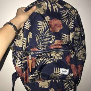 Herschel Floral Backpack(fresh from the US!!)
