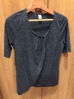 Old Navy Nursing top blouse 3/4