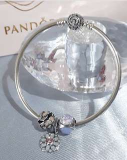 Pandora Bracelet with Charms Sale Set