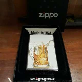 Zippo beer