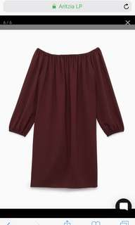Aritzia Wilfred Duree Dress
