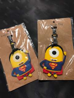 GREAT DEAL 🕺🏻 Superman Luggage Tag