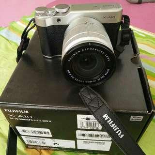 Fujifilm XA-10 Promo Cashback Bisa Kredit Dp 720an aja