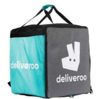 Deliveroo Big Backpack