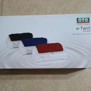 (Sealed) Brand New OTO e-Twirl  EW-800