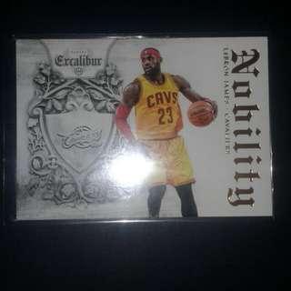 Lebron, Kobe, CP3 NBA Cards