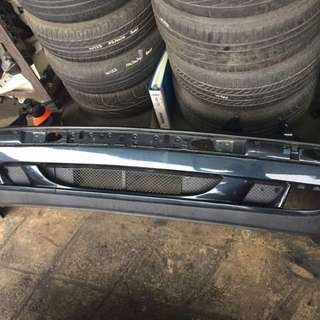 CLK W208 Front Bumper And Rear Bumper