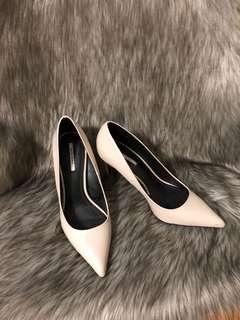 Zara Cream Stiletto
