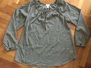 Maternity Top for work