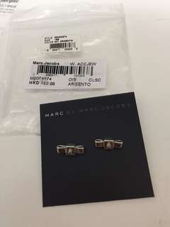 真品Marc Jacobs Earrings 純銀蝴蝶耳環