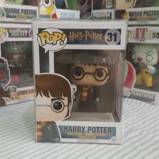 Funko POP Harry with Hedwig Owl 31 EXCLUSIVE