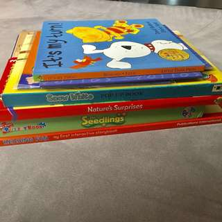 Bundle Sale of Children Books