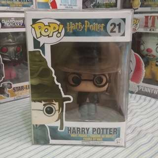 Funko POP Harry Potter Sorting Hat 21 EXCLUSIVE