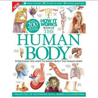 Ebook How It Works. Book of The Human Body 4th Revised Edition