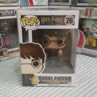 Funko POP - Harry Potter with Triwizard Egg 26 EXCLUSIVE