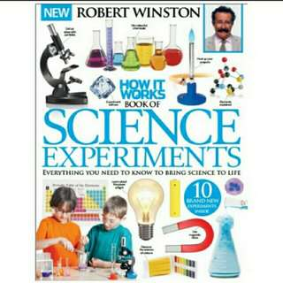 eBook HOW IT WORKS BOOK OF SCIENCE EXPERIEMENTS