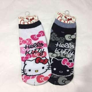 Hello Kitty 襪子(兩雙)