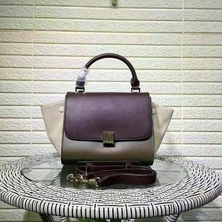 Celine Trapeze Premium Grade Original Leather