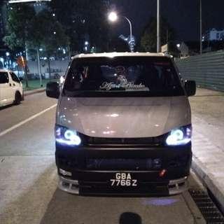 Dyi custom front bumper