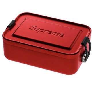 [全新] [美國購入] Supreme®/SIGG™ Small Metal Box Plus