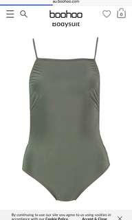 BOOHOO bodysuit