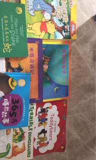 Chinese &English Story Books