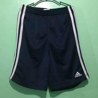 ADIDAS Active Mesh Shorts 4-5 y/o