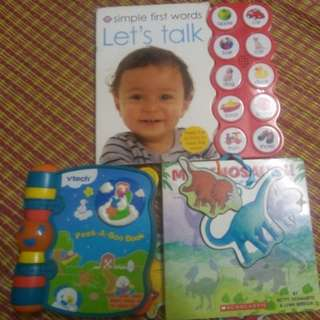 Baby sounds Book