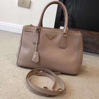 REDUCED‼️ Prada Saffiano Lux 2 way Tote