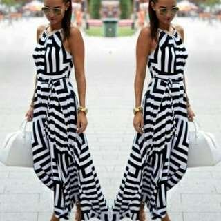 Summer Long Maxi Dress