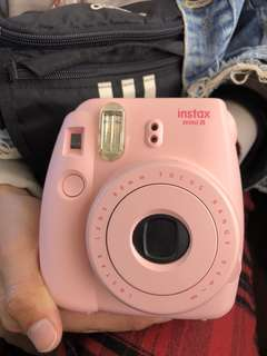 Fujifilm Instax Mini 8, Pink.