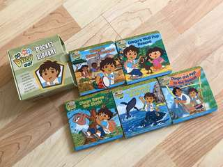 Diego Pocket Books