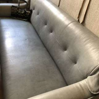 3 seater durable sofa (repriced)