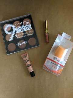 Makeup bundle 1