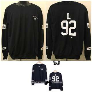 [READYSTOCK]Infinite L Sweatshirt